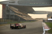 FIA WEC – 2nd place LMP1 Privateer for Rebellion Racing at Shanghai