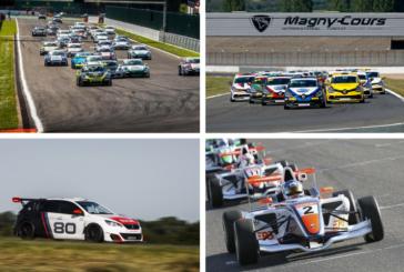 Championnat de France FFSA des Circuits Le rythme s'accélère en vue de 2017