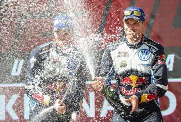 Volkswagen Doppelsieg zum Abschluss einer Ära – Mikkelsen und Ogier schreiben in Australien Rallye-WM-Geschichte