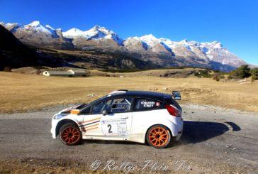 Olivier Burri prépare le Rallye Monte-Carlo par une victoire