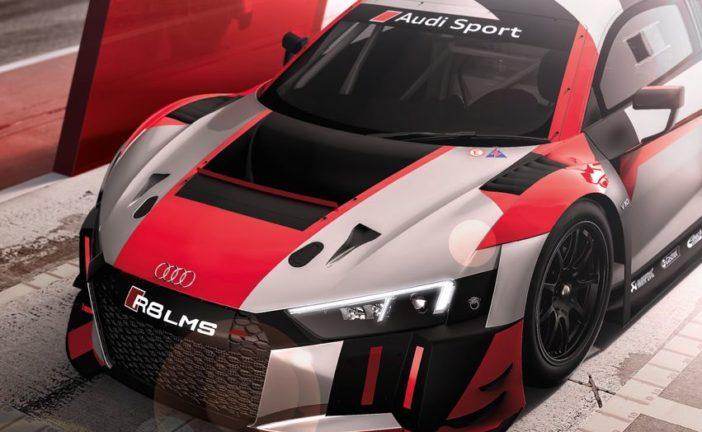 Die wachsende Welt von Audi Sport customer racing in einem Buch
