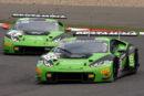 GRT Grasser Racing Team bei den 24 Stunden von Dubai
