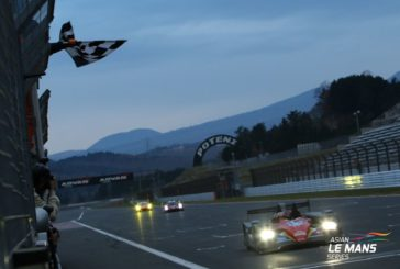Asian Le Mans Series – Race Performance s'impose au pied du Mont Fuji