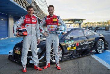Loïc Duval et René Rast rejoignent Nico Müller en DTM