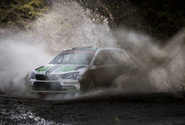 Škoda ist bestens für das Rallye-Jahr 2017 vorbereitet