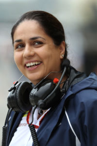 Monisha Kaltenborn (AUT), Sauber F1 Team CEO and Team Principal. Suzuka Circuit.