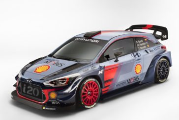 Hyundai präsentiert neues Auto für Rallye-Weltmeisterschaft