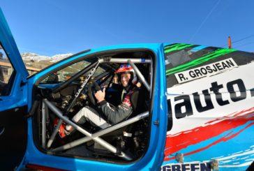 Trophée Andros – Romain Grosjean ne manque pas son rendez-vous hivernal