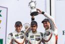 Zweiter Platz bei Renndebüt für neuen 911 RSR – Sieg für 911 GT3 R