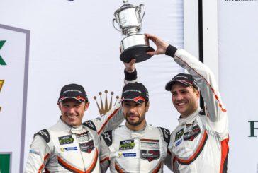 24h de Daytona – Patrick Pilet et Jeffrey Schmidt sur le podium
