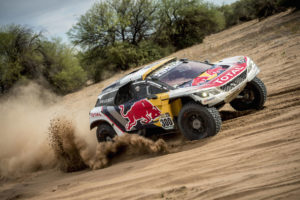 Stephane Peterhansel - Jean Paul Cottret (Peugeot 3008DKR)