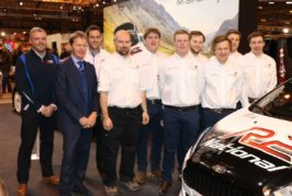 M-Sport support aspiring Automotive Students