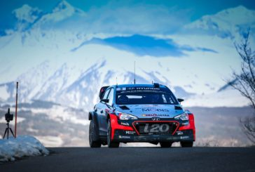 Hyundai i20 Coupe WRC bereit für Debüt bei der Rallye Monte Carlo
