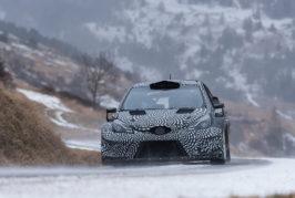 Toyota Gazoo Racing set for Monte Magic