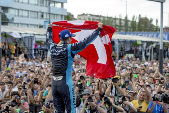 Formula E – Sébastien Buemi remporte l'ePrix de Buenos Aires
