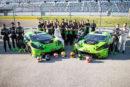 GRT Grasser Racing in Daytona: Schnell genug für Podiumsplatz, aber erneut viel Pech