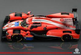 FIA WEC – Jonathan Hirschi rejoint Simon Trummer au sein du CEFC Manor TRS Racing en 2017