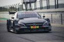 Letzter Test vor der Homologation des neuen Mercedes-AMG C 63 DTM
