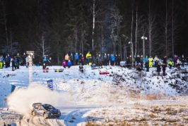 Double Podium for M-Sport at Rally Sweden showdown