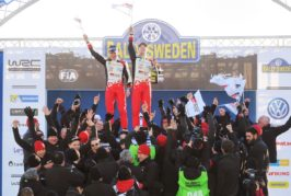 Latvala wins Rally Sweden and leads championship