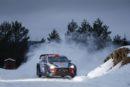 Hyundai Motorsport verlässt die Rallye Schweden mit Platz vier