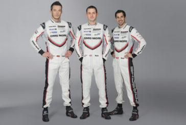 WEC – Neel Jani présentera sa nouvelle Porsche 919 Hybrid et ses nouveaux coéquipiers au Prologue de Monza
