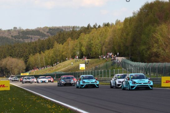 TCR International Series unveils full season entry list