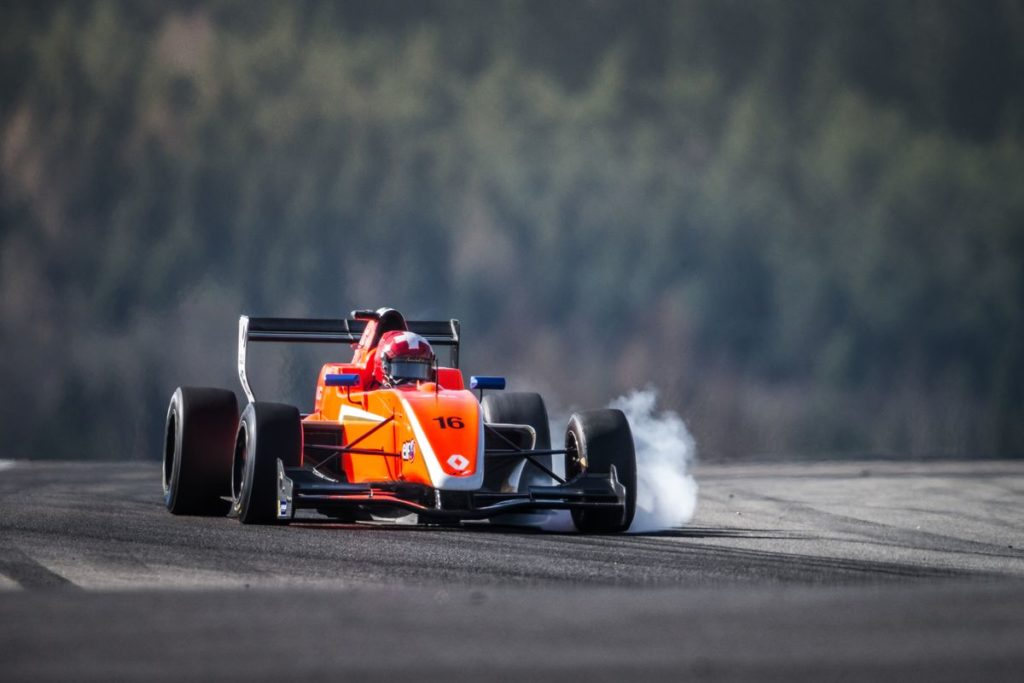 AUTO - WINTER TESTS FR 2.0 - NURBURGRING