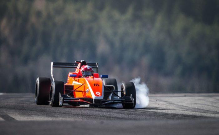 Eurocup Formule Renault – Grégoire Saucy poursuit son apprentissage avec réussite