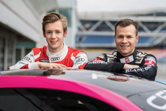 Schweizer Sportwagen-Ass Patric Niederhauser startet mit Aust Motorsport im ADAC GT Masters