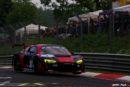 24h Nürburgring: Marcel Fässler und Nico Müller mit dem Audi Sport Team WRT