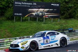 ADAC Zurich 24h-Rennen: A strong line-up by Mercedes-AMG Motorsport for the Nürburgring 24-hour race