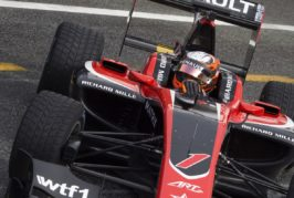 GP3 –  Jack Aitken ends day 2 on top