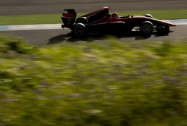 GP3 –  George Russell quickest on Day 1