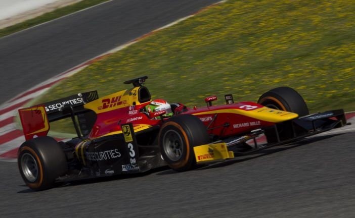 Formule 2: Essais concluants pour Louis Delétraz et Ralph Boschung