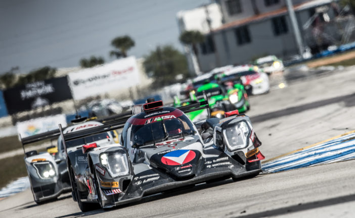 12h de Sebring – Rebellion Racing ne transforme pas sa Pole !