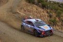 Hyundai Motorsport holt in Mexiko Podestplatz und Sieg auf Power Stage
