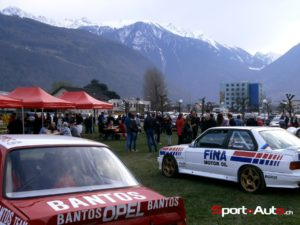Accueil présentation Rallye International du Valais - nouvelle organisation - Global Events - 25 mars 2017