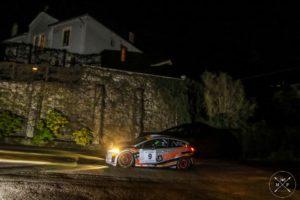 Burri - Levratti - Rallye Pays du Gier 2017 - photo Massimo Prati - Sport-Auto.ch