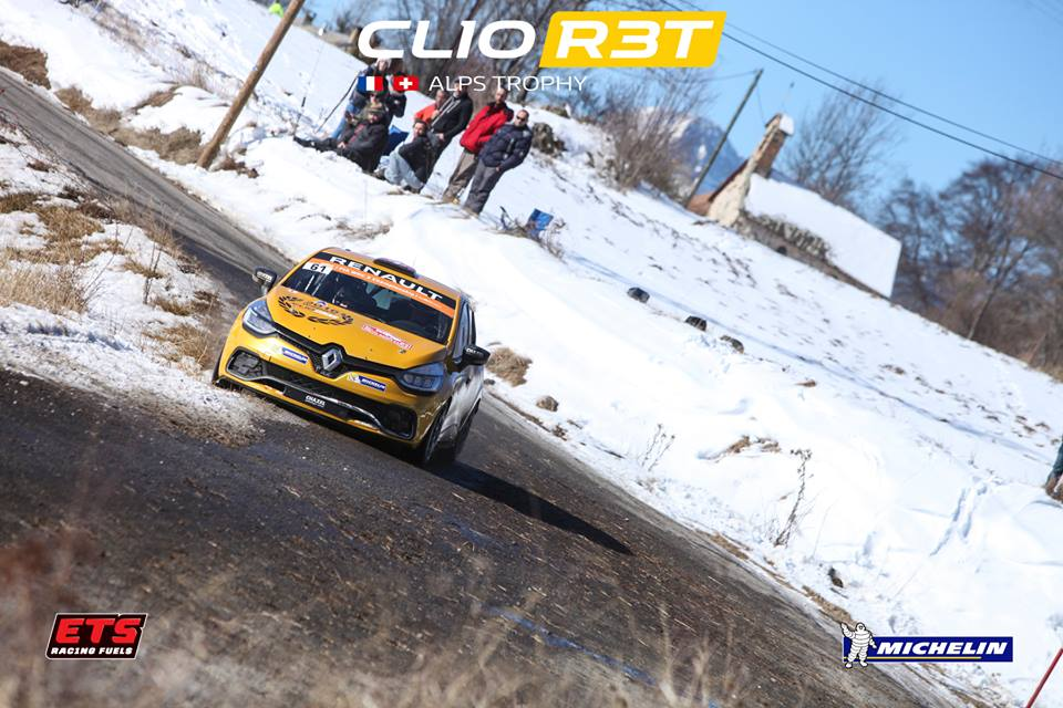 Clio R3T Alps Trophy - photo presentation - (C) Clio R3T Alps Trophy