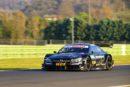 Mammut-Testprogramm für den neuen Mercedes-AMG C 63 DTM in Vallelunga