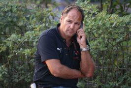 Gerhard Berger takes over from Hans Werner Aufrecht as ITR Chairman