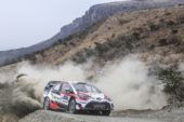 Toyota Gazoo Racing WRT crews make progress on another tough day in Mexico