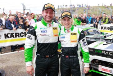 Rahel Frey continue avec le Yaco Racing en ADAC GT Masters