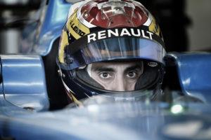 Sébastien Buemi (Renault E.DAMS)