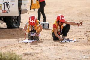 03-L'orientation est primordiale@Photo Rallye Aicha des Gazelles