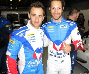 04-Mathias Beche (à g.) et Bruno Senna@Photo Laurent Missbauer