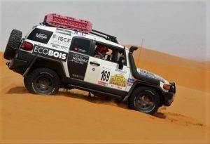 07-Veronique Siffert-Laurence Brasey en action@Photo Rallye Aicha des Gazelles