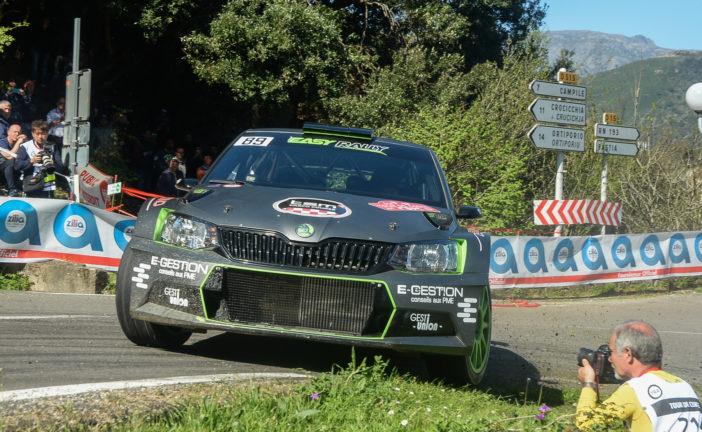 WRC – Tour de Corse: Jérémie Toedtli marque brillamment son entrée dans l'élite mondiale! (vidéos)