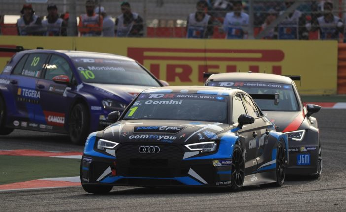 TCR – Quelques points pour Stefano Comini à Bahrain